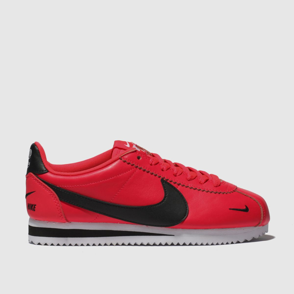 Nike Pink Cortez Premium Trainers