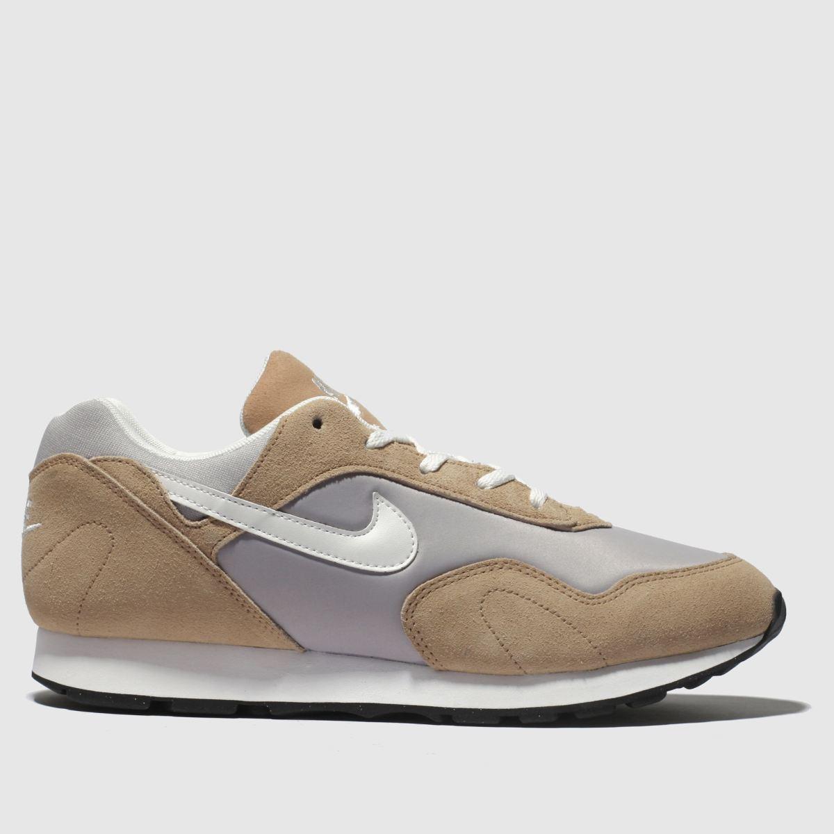 Nike Peach Outburst Trainers