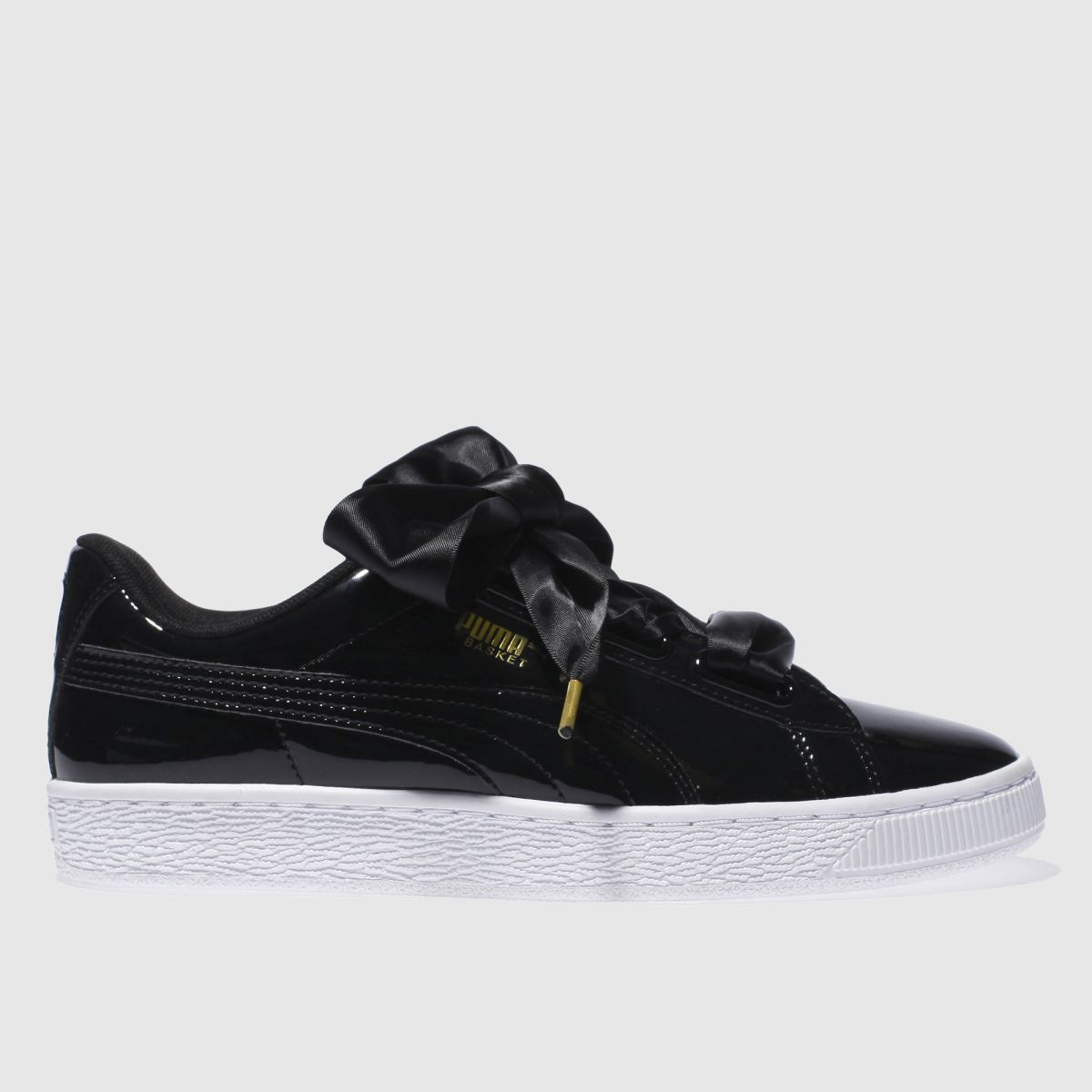 Puma Black Trainers
