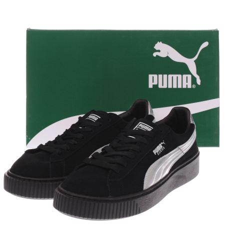 puma basket platform explosive
