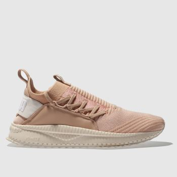 Puma Pink Tsugi Jun Womens Trainers