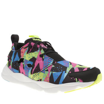 Womens Reebok Multi Furylite Windbreaker Trainers