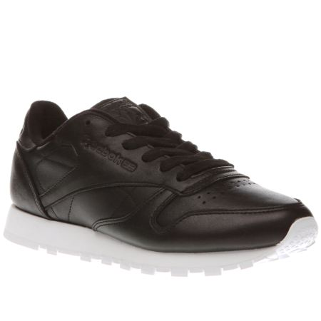 Reebok Black Trainers