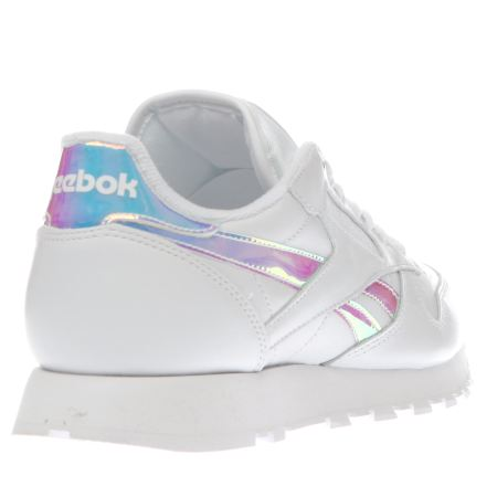 reebok classic leather trainers womens