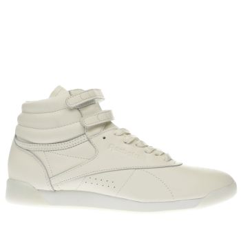 Reebok Stone Freestyle Hi 35 Womens Trainers