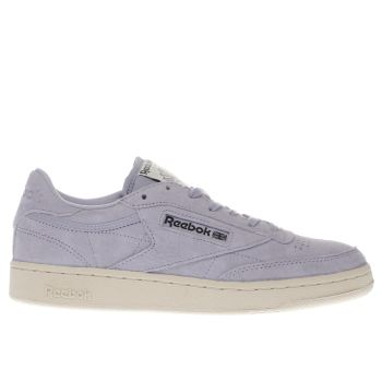 Reebok Lilac Club C 85 Pastels Womens Trainers