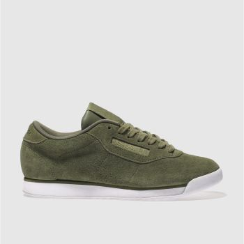 Reebok Khaki Princess Womens Trainers