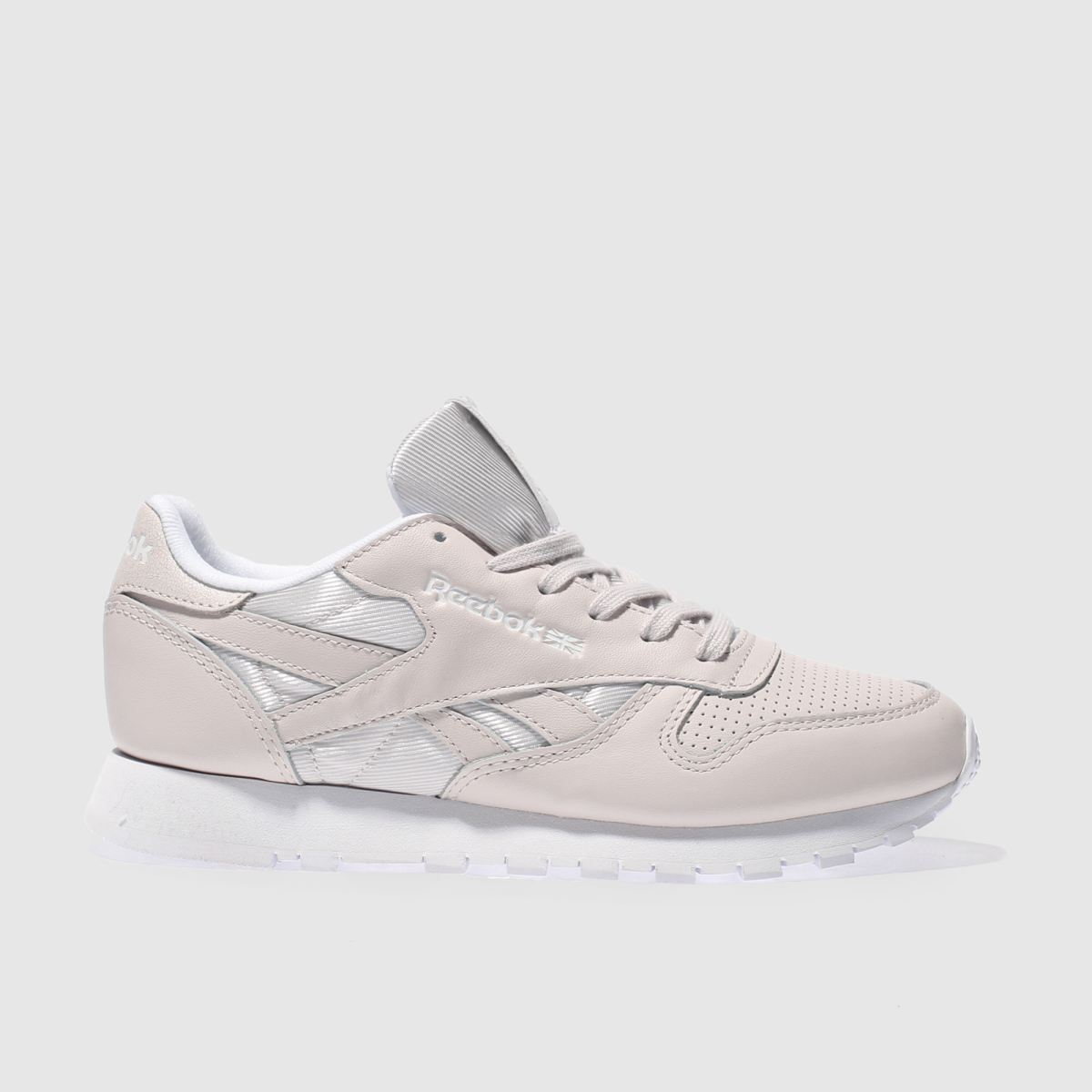 reebok nude classic leather fbt trainers