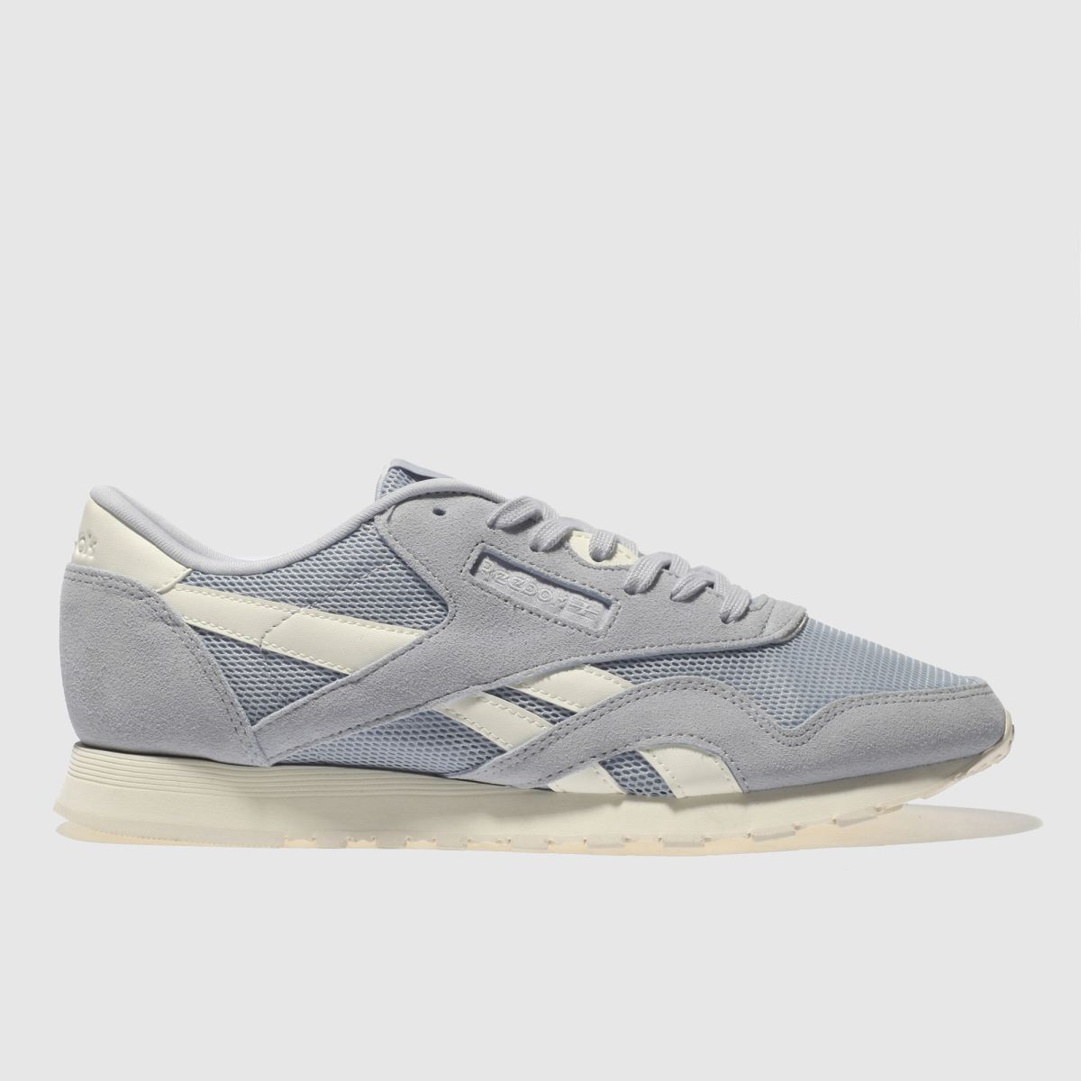 Reebok Pale Blue Classic Nylon Cold Pastel Trainers