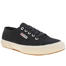 Superga Navy 2750 Cotton Trainers