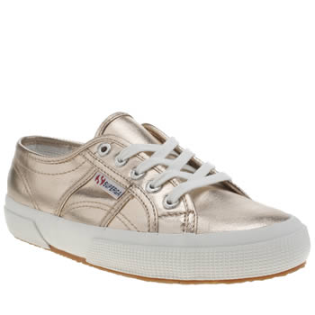 Superga Pale Pink 2750 Womens Trainers