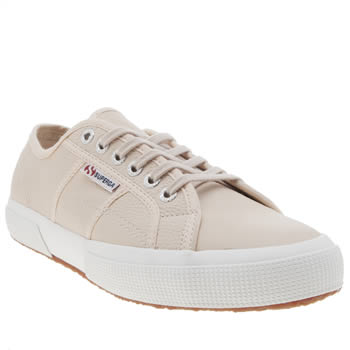 Superga Pale Peach 2750 Womens Trainers