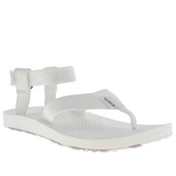 Teva White Original Sandal Sandals