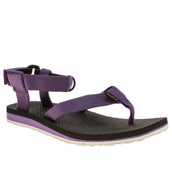 Teva Purple Original Sandal Trainers
