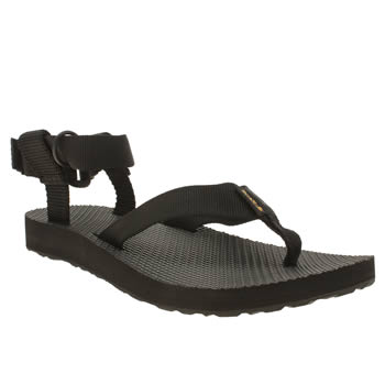 Teva Black Original Sandal Sandals