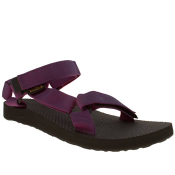 Teva Purple Original Universal Trainers