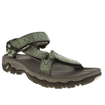 Teva Green Hurricane Xlt Sandals