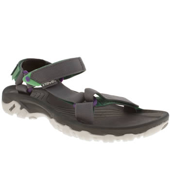 Teva Grey Hurricane Xlt Trainers