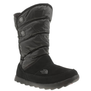 The North Face Black Sopris Boots