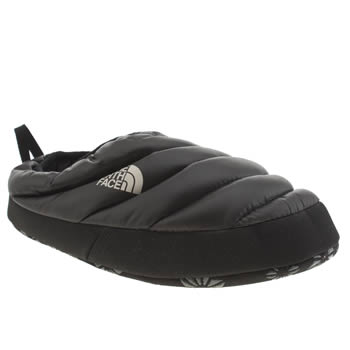 The North Face Black Tent Mule Slippers