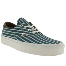 Navy & Pl Blue Vans Era 59 Stripes