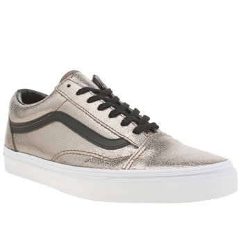 Vans Bronze Old Skool Trainers