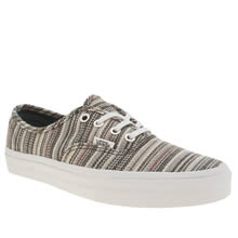 vans authentic slim 1