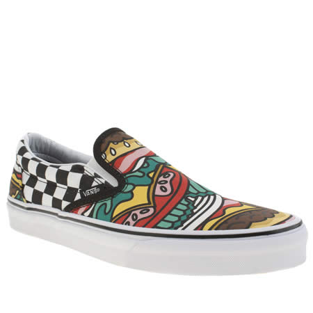 vans slip late night burger 1