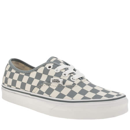 vans authentic checkerboard 1