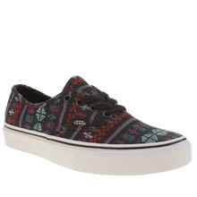 vans authentic guate stripe 1