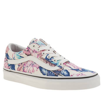 Vans Multi Tropical Old Skool Trainers
