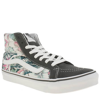 Vans Multi Sk8-hi Slim Tropical Trainers