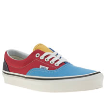 Vans Multi 50th Era 95 Reissue Womens Trainers