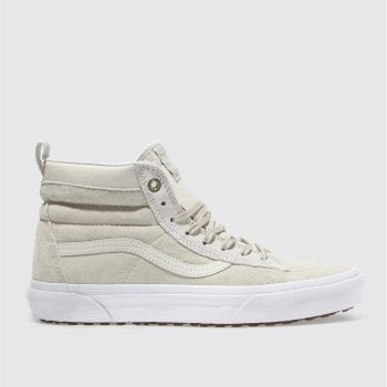 Vans Natural Sk8-Hi Mte Womens Trainers