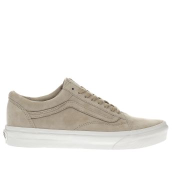 Vans Stone Old Skool Womens Trainers