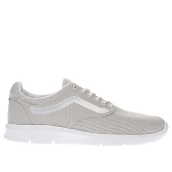 Vans Grey Iso 1-5 Womens Trainers