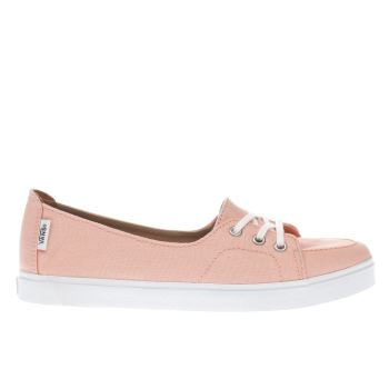 Vans Orange Palisades Sf Womens Trainers
