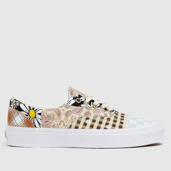 Vans Multi Slip-On Peanuts The Gang Womens Trainers