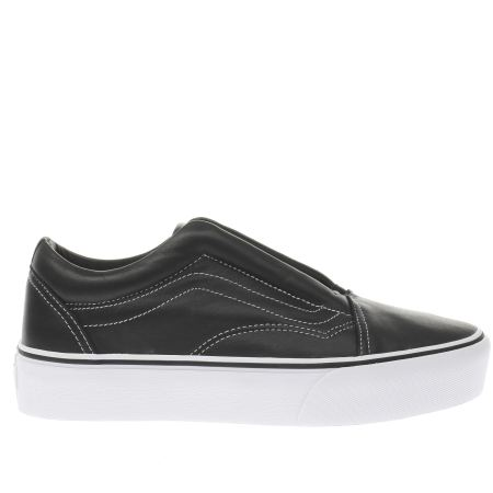 Vans old skool laceless 1