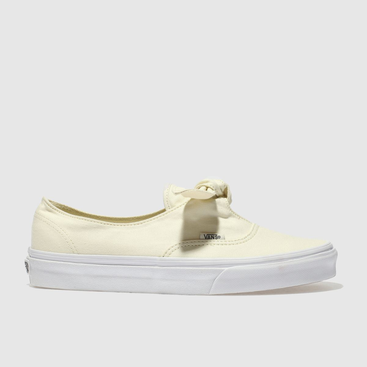 Vans Stone Authentic Knotted Canvas Trainers