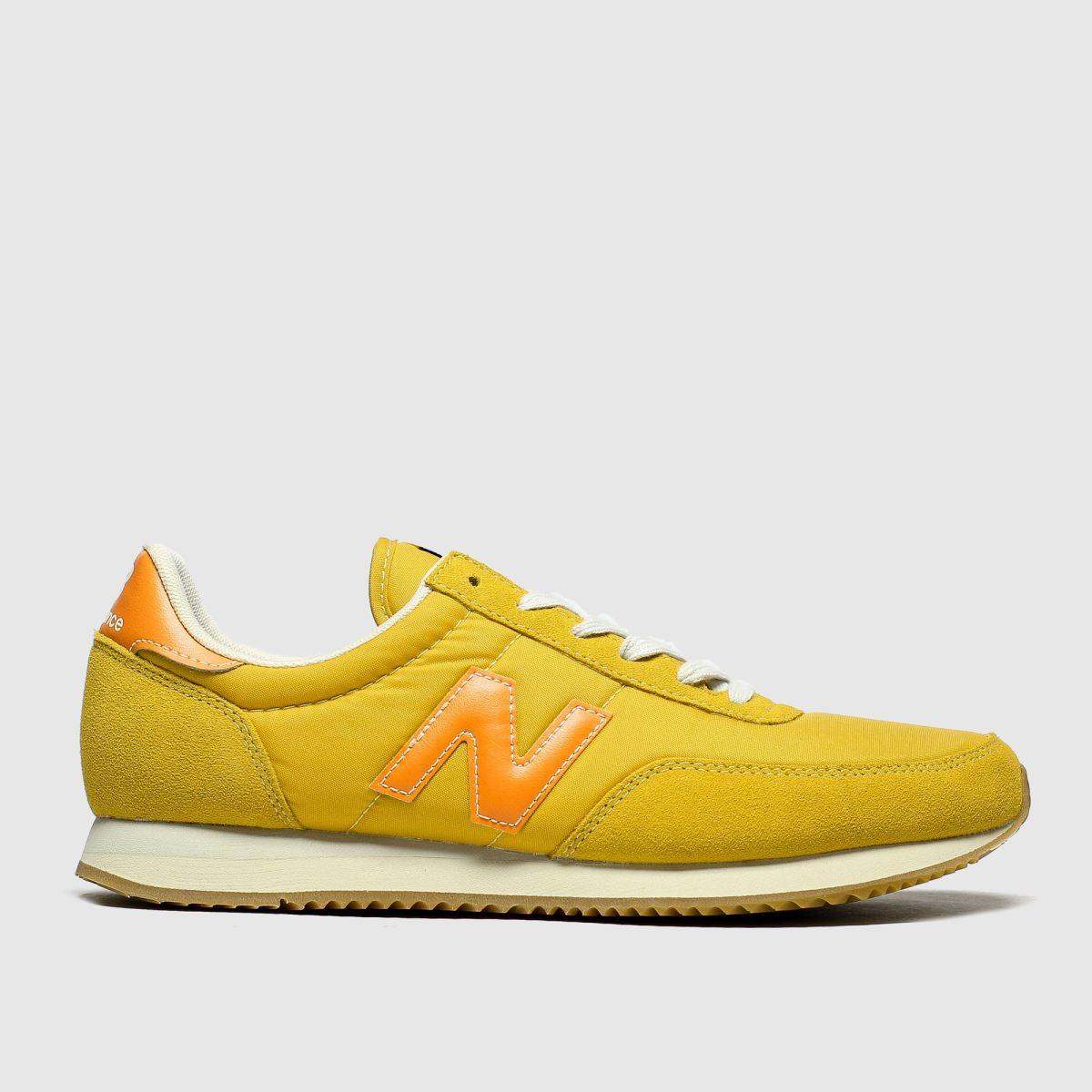 New Balance New Balance Yellow 720 V1 Trainers