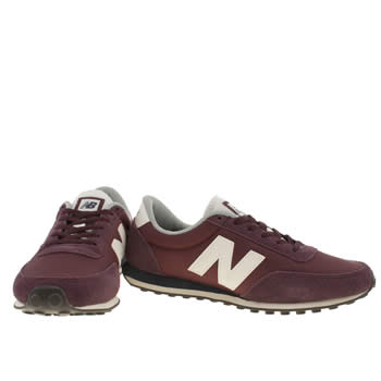 new balance 410 burgundy womens boots