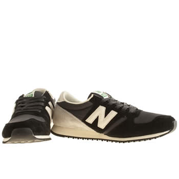 new balance 420 black ladies