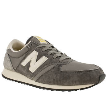 womens new balance grey 420 trainers
