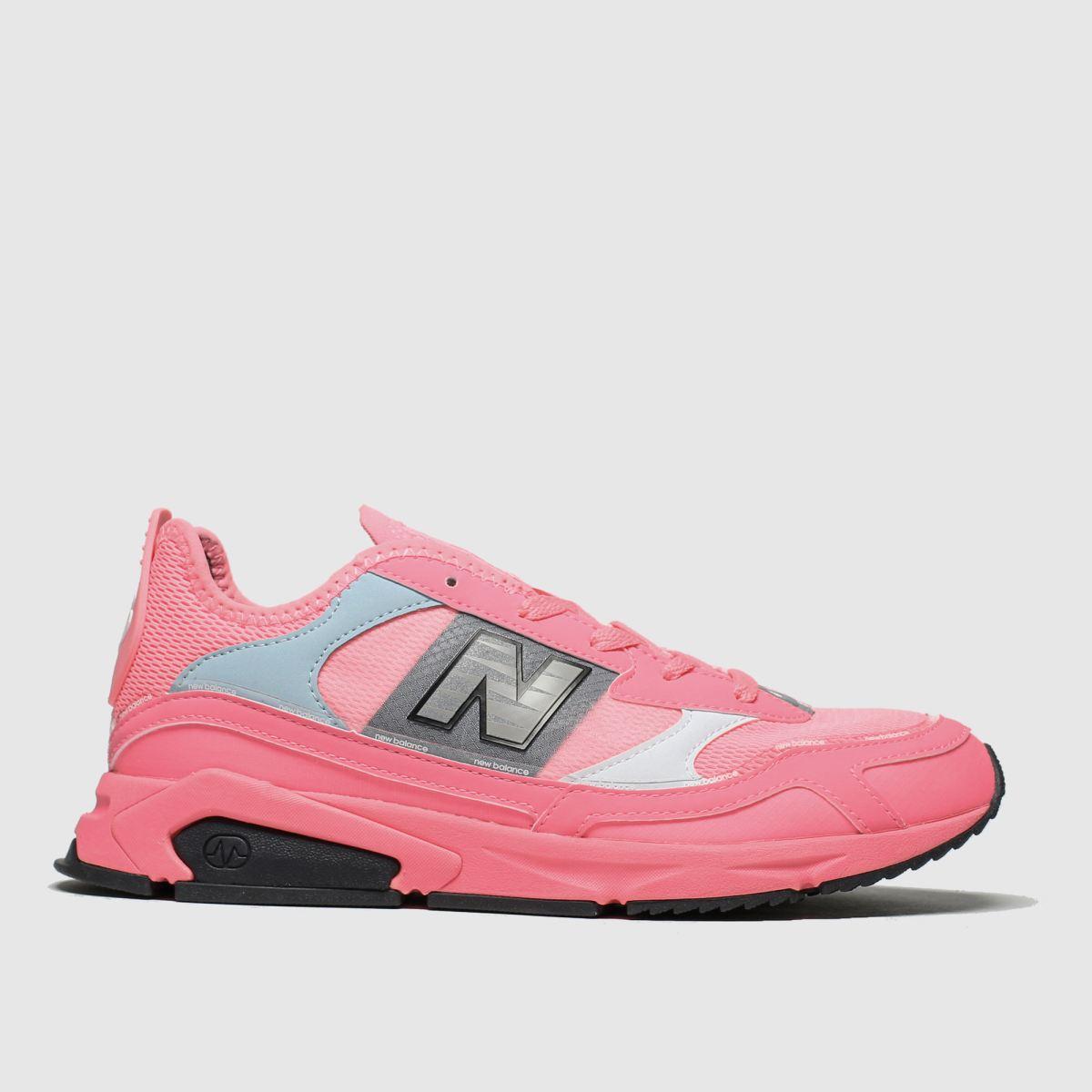 New Balance New Balance Pink Xrc Trainers