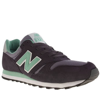 New Balance Purple 373 Trainers
