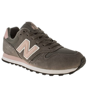 womens new balance grey 373 trainers
