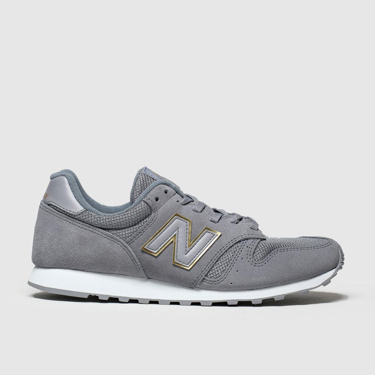 New Balance New Balance Grey 373 Trainers