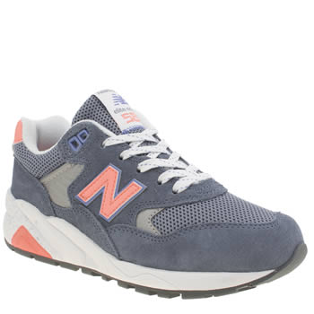 New Balance Blue 580 Trainers