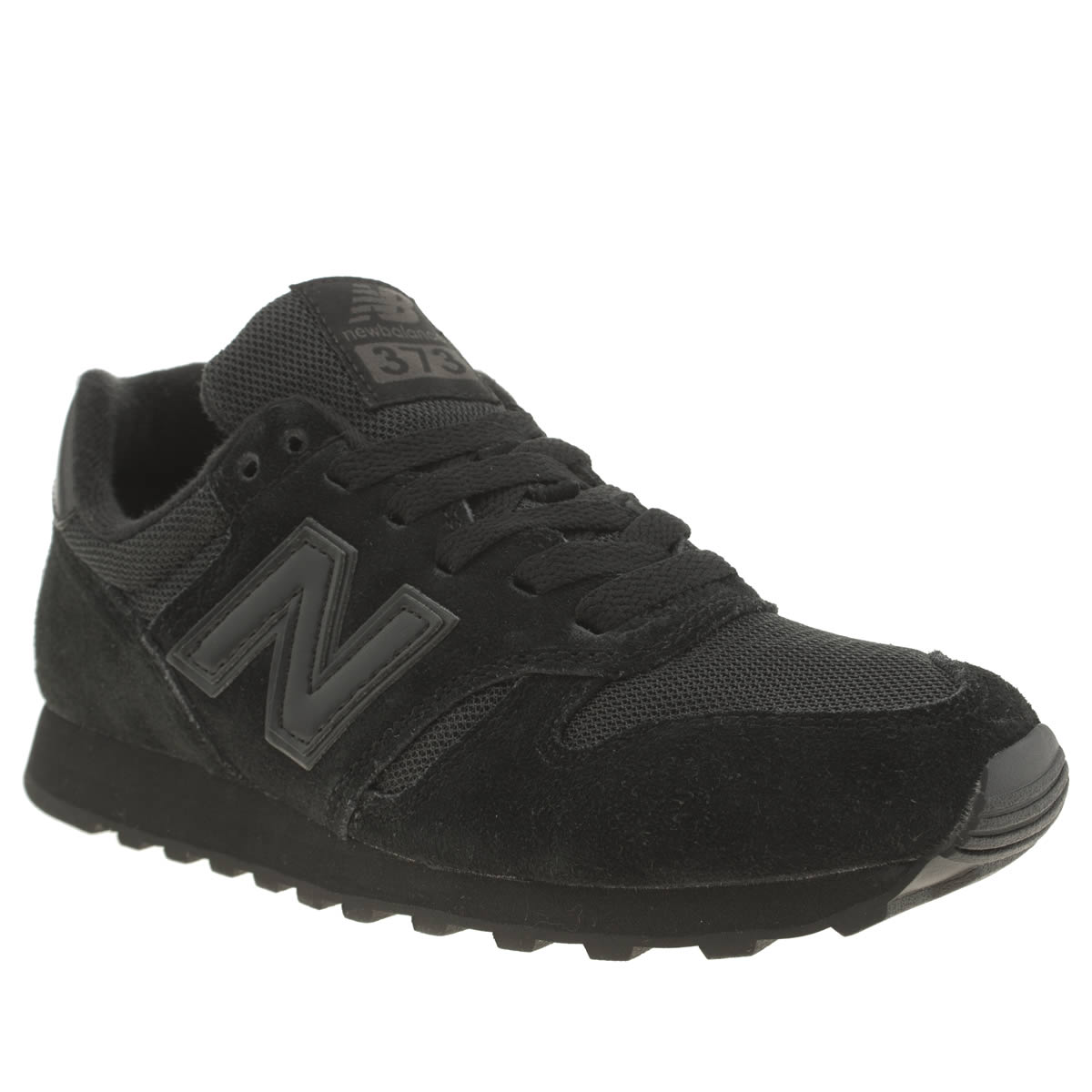 new balance 373 all black